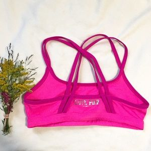 VS Pink sports bra